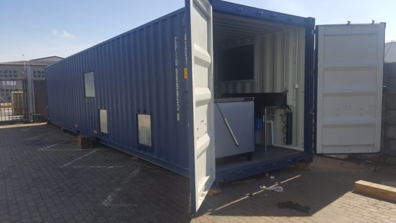 Minus 40 S Ice Production Container A Profitable Small