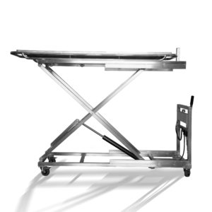 Mortuary Manual Hydraulic Body Trolley